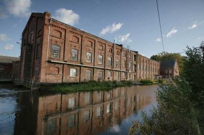 ehemalige Papierfabrik Neu Kaliß thumbnail