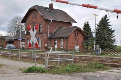 Bahnhof Groß Brütz thumbnail