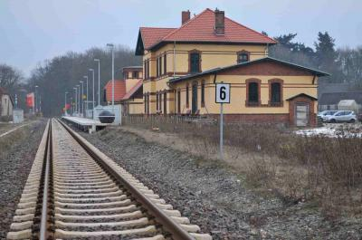 Bahnhof Lützow thumbnail