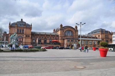 Bahnhof Schwerin thumbnail