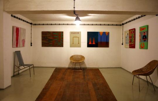 Bunker Zurow - Galerie Initiative zu Kunsträumen thumbnail