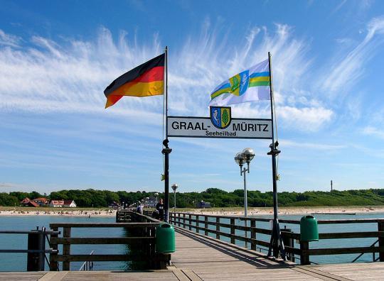 Seebrücke Graal-Müritz thumbnail