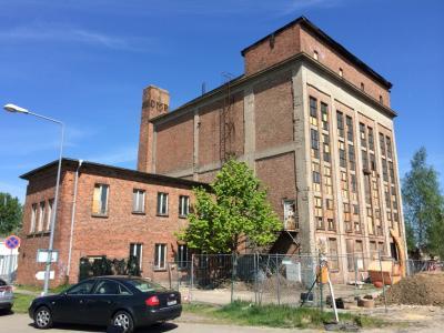 Altes Kesselhaus des DMR thumbnail