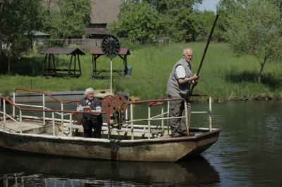 Der Fährmann und seine Frau